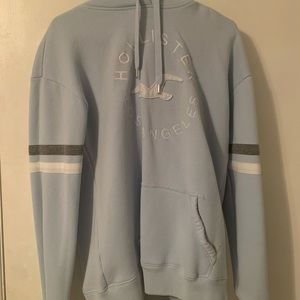 Hollister Sweatshirt With Bird Logo And Name